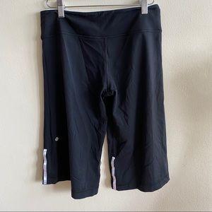 Lululemon Capri Crop Wide Leg Pant Size 8/10